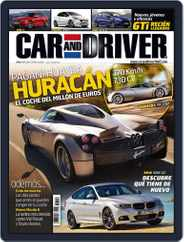 Car and Driver - España (Digital) Subscription April 22nd, 2013 Issue