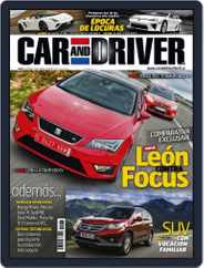 Car and Driver - España (Digital) Subscription November 22nd, 2012 Issue