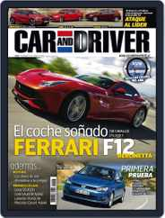 Car and Driver - España (Digital) Subscription October 24th, 2012 Issue