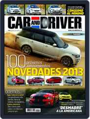 Car and Driver - España (Digital) Subscription September 20th, 2012 Issue
