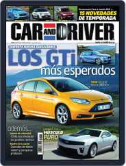 Car and Driver - España (Digital) Subscription July 23rd, 2012 Issue