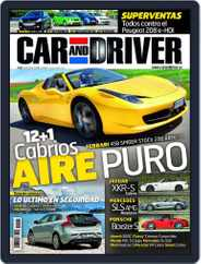 Car and Driver - España (Digital) Subscription July 1st, 2012 Issue