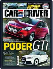 Car and Driver - España (Digital) Subscription April 23rd, 2012 Issue