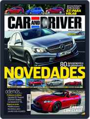 Car and Driver - España (Digital) Subscription March 26th, 2012 Issue
