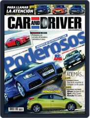 Car and Driver - España (Digital) Subscription February 23rd, 2012 Issue