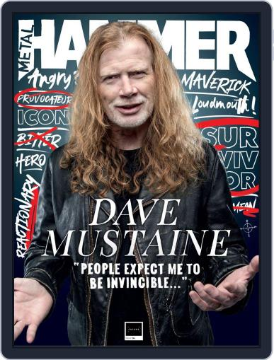 Metal Hammer UK (Digital) May 1st, 2020 Issue Cover