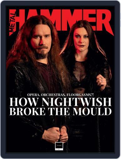 Metal Hammer UK (Digital) April 1st, 2020 Issue Cover