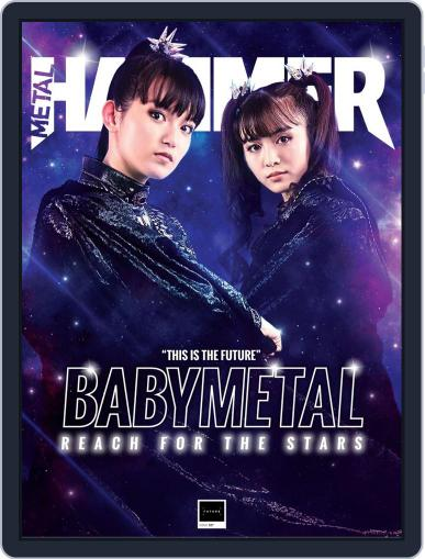 Metal Hammer UK (Digital) October 1st, 2019 Issue Cover