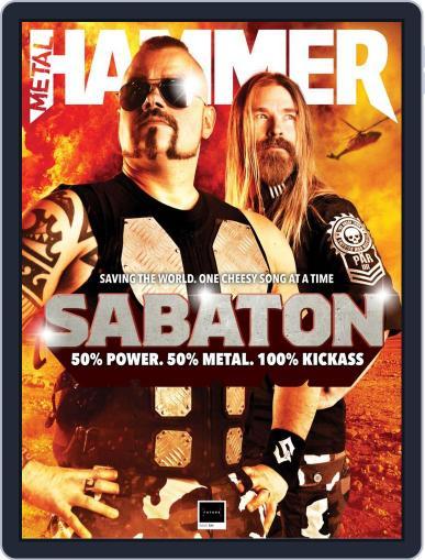 Metal Hammer UK (Digital) August 1st, 2019 Issue Cover