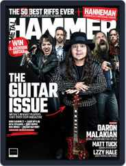 Metal Hammer UK (Digital) Subscription August 1st, 2018 Issue