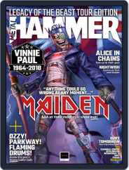 Metal Hammer UK (Digital) Subscription July 12th, 2018 Issue