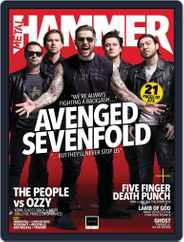 Metal Hammer UK (Digital) Subscription July 1st, 2018 Issue