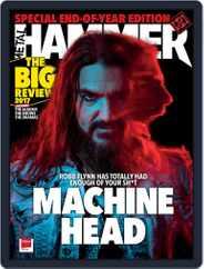 Metal Hammer UK (Digital) Subscription November 14th, 2017 Issue