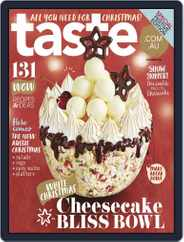 Taste.com.au (Digital) Subscription December 1st, 2019 Issue