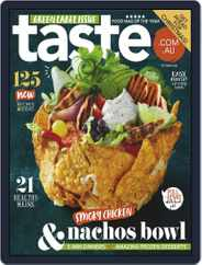 Taste.com.au (Digital) Subscription October 1st, 2019 Issue