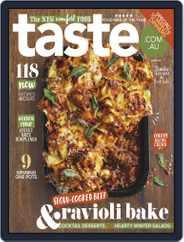 Taste.com.au (Digital) Subscription June 1st, 2019 Issue