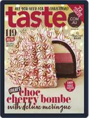 Taste.com.au (Digital) Subscription December 1st, 2018 Issue