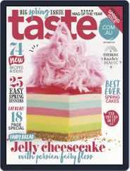 Taste.com.au (Digital) Subscription September 1st, 2018 Issue