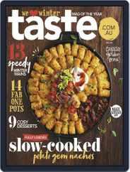 Taste.com.au (Digital) Subscription June 1st, 2018 Issue