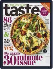 Taste.com.au (Digital) Subscription March 1st, 2018 Issue