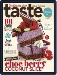 Taste.com.au (Digital) Subscription October 1st, 2017 Issue
