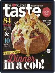 Taste.com.au (Digital) Subscription June 1st, 2017 Issue