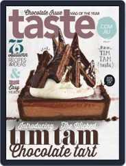 Taste.com.au (Digital) Subscription April 1st, 2017 Issue