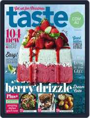 Taste.com.au (Digital) Subscription October 31st, 2015 Issue