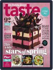 Taste.com.au (Digital) Subscription September 1st, 2015 Issue