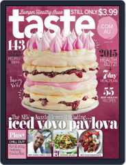 Taste.com.au (Digital) Subscription December 28th, 2014 Issue