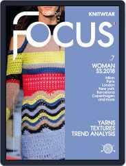 FASHION FOCUS WOMAN KNITWEAR (Digital) Subscription March 1st, 2018 Issue