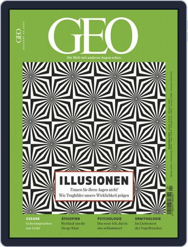 GEO April 1st, 2020 Digital Back Issue Cover