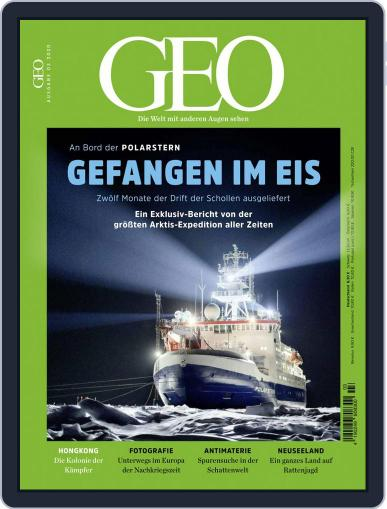 GEO March 1st, 2020 Digital Back Issue Cover