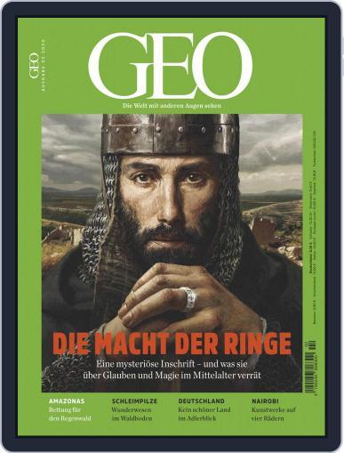 GEO February 1st, 2020 Digital Back Issue Cover