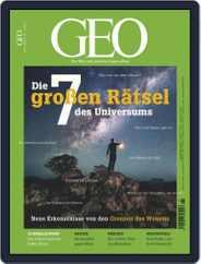 GEO (Digital) Subscription January 1st, 2020 Issue