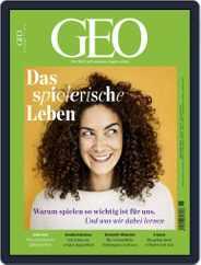 GEO (Digital) Subscription November 1st, 2018 Issue
