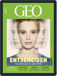 GEO (Digital) Subscription October 1st, 2017 Issue