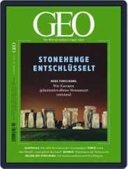 GEO (Digital) Subscription October 1st, 2016 Issue