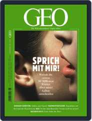 GEO (Digital) Subscription September 1st, 2016 Issue
