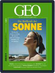 GEO (Digital) Subscription July 1st, 2016 Issue