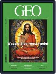 GEO (Digital) Subscription April 1st, 2016 Issue