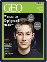GEO (Digital) Subscription April 1st, 2015 Issue