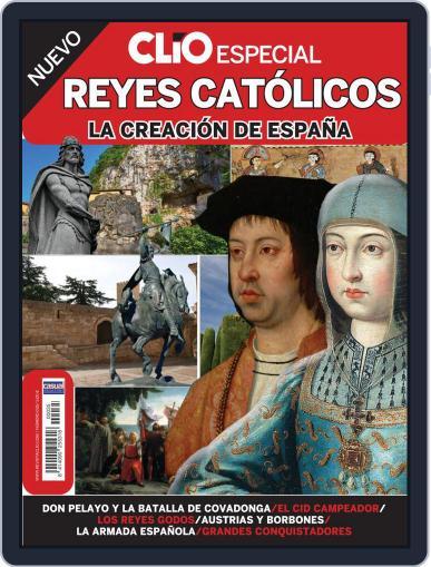 Clio Especial Historia (Digital) September 15th, 2019 Issue Cover