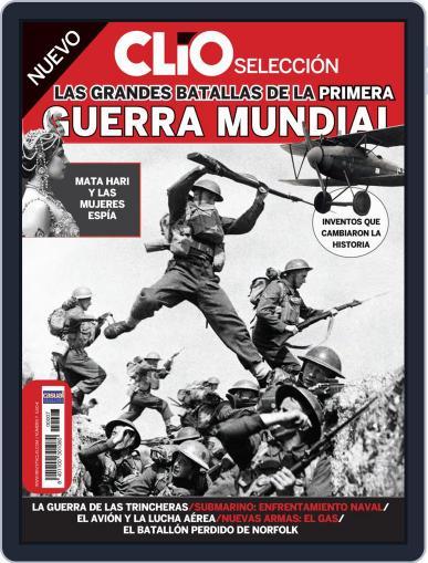 Clio Especial Historia (Digital) May 10th, 2019 Issue Cover