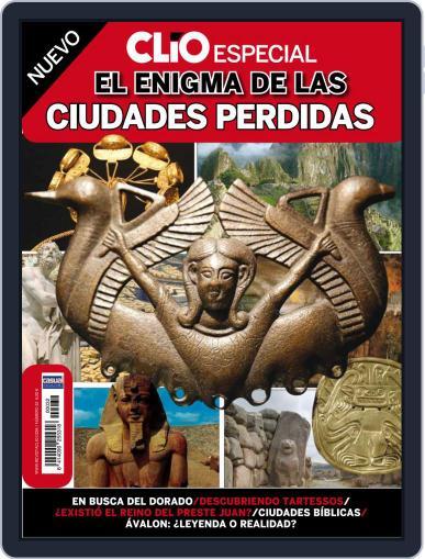 Clio Especial Historia (Digital) September 15th, 2018 Issue Cover