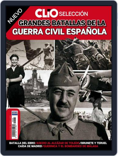 Clio Especial Historia (Digital) July 15th, 2018 Issue Cover