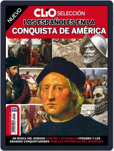 Clio Especial Historia (Digital) February 27th, 2018 Issue Cover