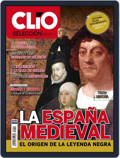 Clio Especial Historia (Digital) October 26th, 2017 Issue Cover