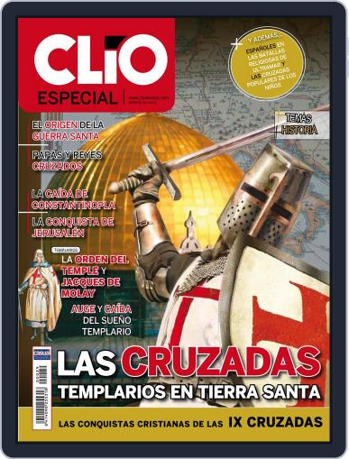 Clio Especial Historia (Digital) August 25th, 2017 Issue Cover