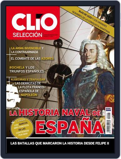 Clio Especial Historia (Digital) June 26th, 2017 Issue Cover